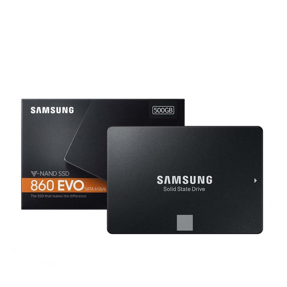 "Ổ cứng SSD Samsung 860 Evo 500GB 2.5"" SATA 3 - MZ-76E500BW"