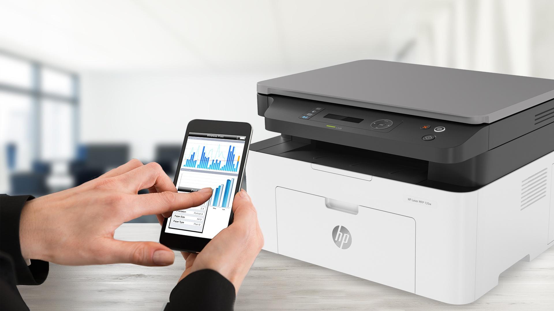 Có nên trang bị máy in không dây cho doanh nghiệp?