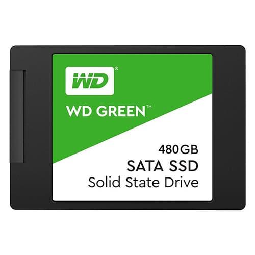Ổ cứng SSD WD GREEN SATA 3 480GB