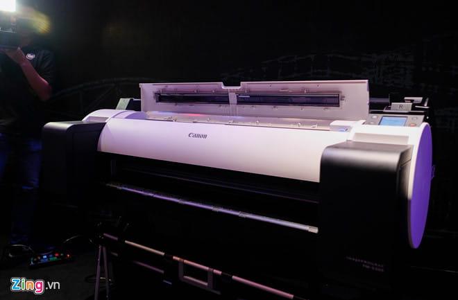 Mẫu máy in Canon dành cho phân khúc khách hàng doanh nghiệp vừa và nhỏ