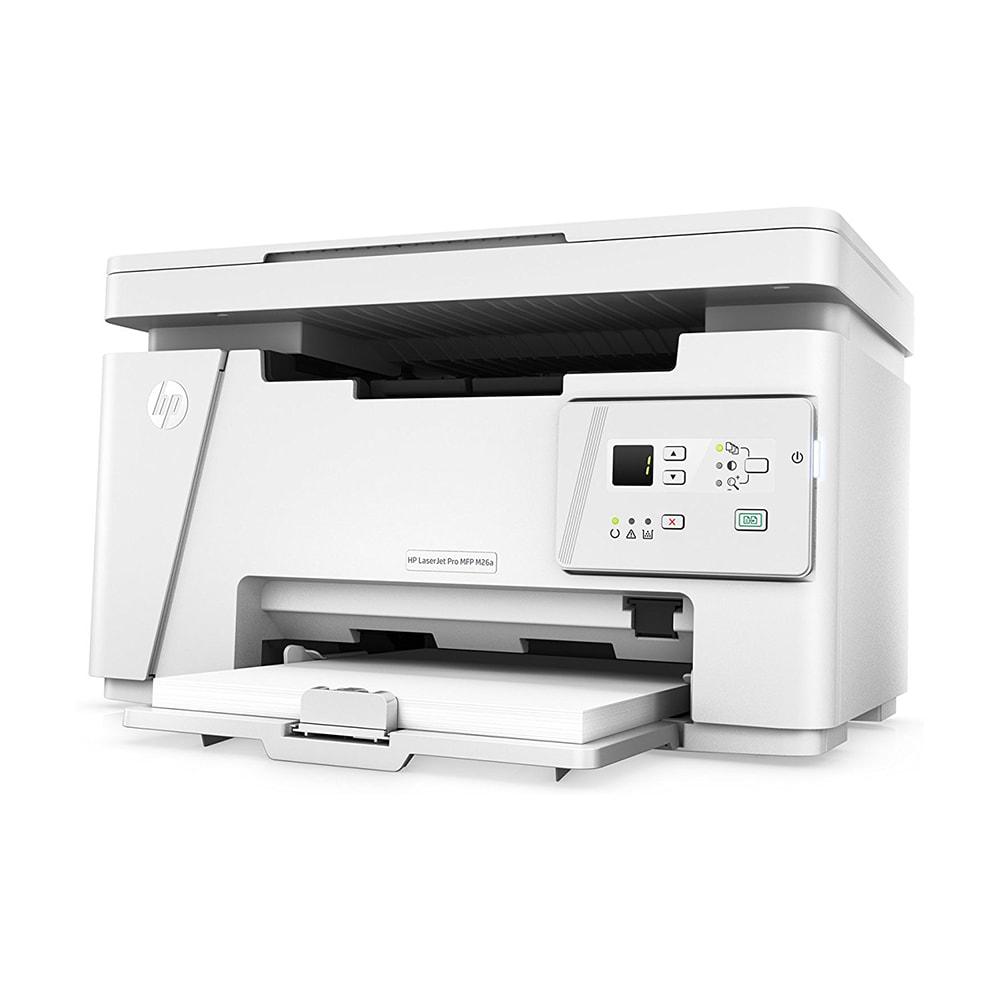 Tổng thể máy in laser đen trắng HP LaserJet Pro M26A