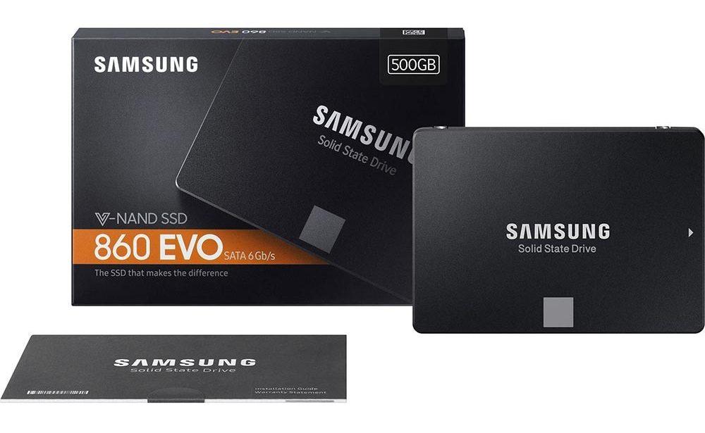 SSD Samsung 860 500Gb Cần Thơ